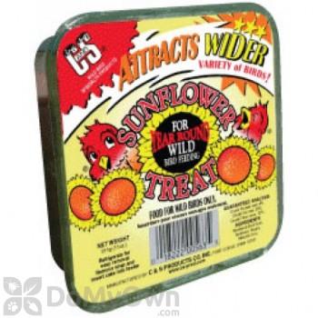 C&S Products Sunflower Treat Suet (563)