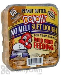 C&S Products Peanut Butter Delight No - Melt Suet Dough (581)