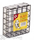 C&S Products Small Wire Suet Basket Bird Feeder (701)