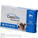 Capstar Tablets for Dogs and Cats