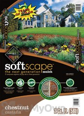 Softscape Chestnut Mulch