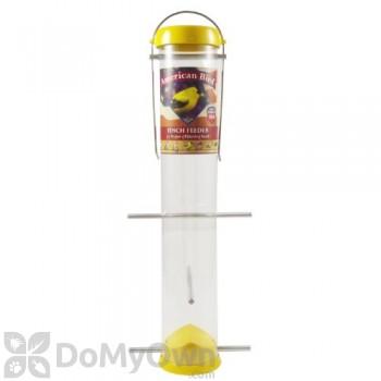Droll Yankees American Bird Finch Feeder - Yellow 15 in. (ABF15Y)