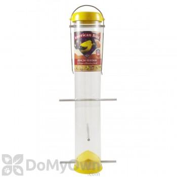 Droll Yankees American Bird Finch Feeder - Yellow (ABF8Y)
