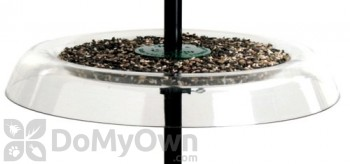Droll Yankees Giant Bird Seed Tray with Clamp (GS)