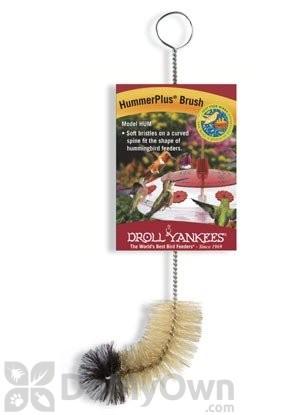 droll yankees hummer plus hummingbird brush (hum)