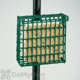 Droll Yankees Suet Bird Feeder with Pole Clamp (SFPC)