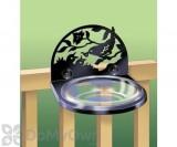 Droll Yankees Fence Silhouette Bird Feeder (SILF)