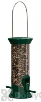 Droll Yankees Sunflower Bird Seed Feeder Green (CJM8G)