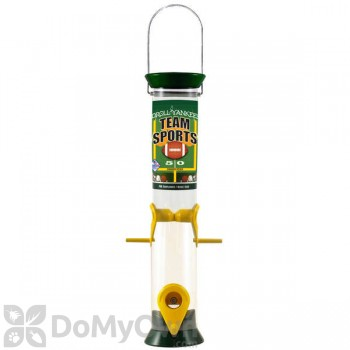 Droll Yankees Sunflower Bird Feeder - 15 in. Green and Yellow (TS40213)