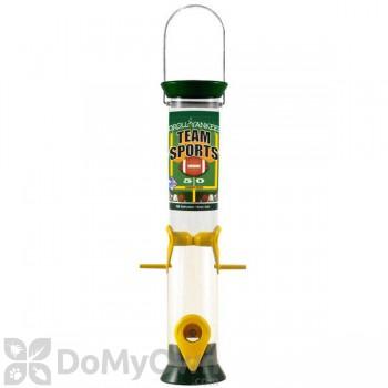 Droll Yankees Sunflower Bird Feeder - 15 in. Green and Yellow (TS40213)