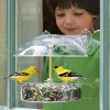 Droll Yankees Window Bird Feeder (W1)