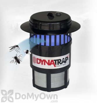 Dynatrap Insect Trap - Indoor/Outdoor The Original Insect Trap (DT1000)