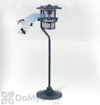 Dynatrap Indoor / Outdoor Insect Trap with Pole Mount and Water Tray (DT1200)
