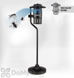 Dynatrap Indoor / Outdoor Insect Trap with Pole Mount and Twist To Close (DT1250)