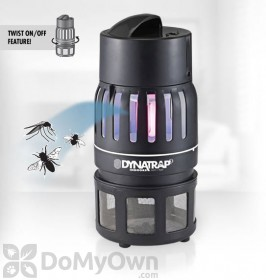 dynatrap indoor insect trap indoors sq ft dt250in