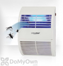 Dynatrap Indoor Insect Trap with Optional Wall Mount (DT0500IN)