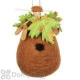 DZI Handmade Designs Maple Felt Bird House (DZI484020)