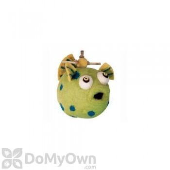 DZI Handmade Designs Puffer Fish Felt Bird House (DZI484045)