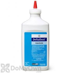 Delta Dust Insecticide - CASE (24 x 1 lb. bottles)