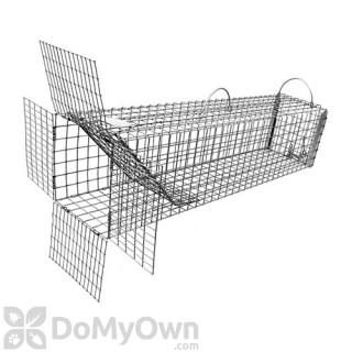 Tomahawk One Way Excluder Rear Door for Cat/Rabbit/Opossum - Model E70D