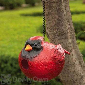 Evergreen Enterprises Cardinal Portly Bird House (2BH079)