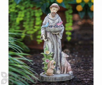 Evergreen Enterprises St. Francis Statuary (843778)