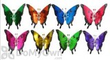 Exhart Windy Wings Butterfly Garden Stake Assorted (50201)