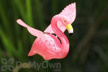 Exhart Windy Wings Flamingo Garden Stake Assorted (50204)