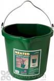 Farm Innovators All Seasons Oversized Flat Back Heated Bucket (FB120)