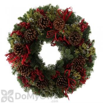 Fernhill Enchanted Forest Wreath 24\