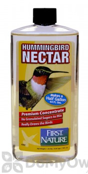 First Nature Clear Hummingbird Nectar Concentrate (3052)