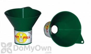 Fit & Fill Funnel Green Bird Seed Funnel (FITFILL00200)