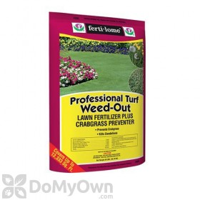 Ferti-Lome Pro-Turf Weed-Out Lawn Fertilizer Plus Crabgrass Preventer 25-0-4