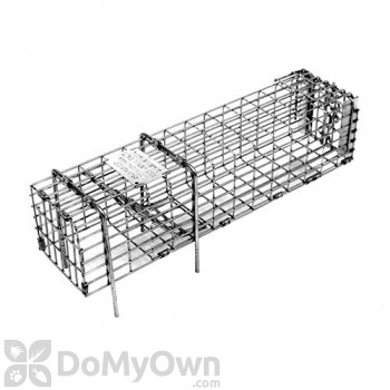 G100 Ground Hugger Multiple Catch Live Trap for chipmunk, small rodent & similar sized animals