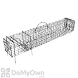 G110 Ground Hugger Multiple Catch Live Trap for chipmunk, ground squirrel & similar sized animals