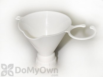 Gadjit Bird Seed and Feed Funnel White (WP27131)