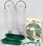 Gadjit Green Jumbo Bird Feeder (WP17137)