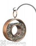 Good Directions Circle Bronze Fly Thru Venetian Bird Feeder 5 lb. (111VB)