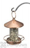 Good Directions Bronze Venetian Bird House with Classic Perch 14.5 in. (112VB)