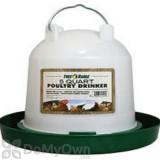 5 Quart Plastic Poultry Drinker