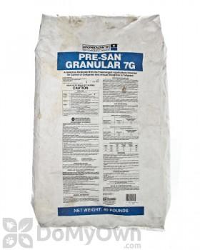 Pre-San Granular 7G Herbicide