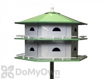 Heath Deluxe Convertible 6 / 12 Room Bird House (AH12SR)