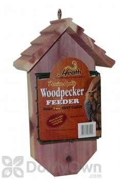 Heath Woodpecker Double Suet Feeder 7 in. (SFW2)