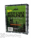 Heath Seed Cake Holder for Wild Birds 2 lb. (S3)