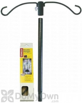 Hiatt Manufacturing Stokes Select Double Hanger With Pole Extender (38020)