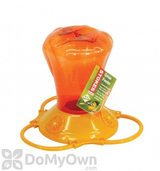 Hiatt Manufacturing Orange Oriole Feeder 28 oz. (38125)