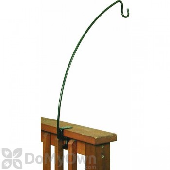 Hiatt Manufacturing Clamp On Deck Hook For Bird Feeders (38015)