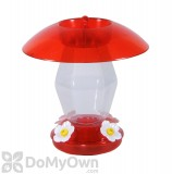 Hiatt Manufacturing Jubilee Hummingbird Feeder Red 20 oz. (38139)