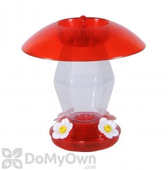 Hiatt Manufacturing Jubilee Hummingbird Feeder Red 20 oz. (38139)