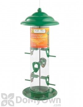 Hiatt Manufacturing Sedona High Capacity Bird Feeder 8 in. (50144)